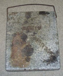 Primitive Granite Foot Warmer