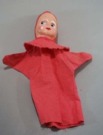 Hand puppet, Cute little puppet