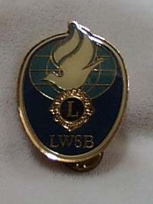 Lions international Pen, Lions club emblem