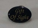 Pr of gift of sight pins