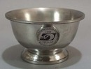 Woodbury Pewter Tennis Finalist Trophy.