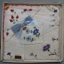 Switzerland 3 handkerchief set
