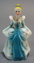 Cinderella Disney plastic Figurine