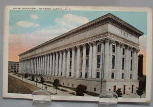 State Educational Bldg. Albany NY Postcard