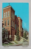 St, Michaels Church Galena Ill Postcard