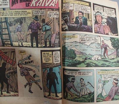 Ripleys Believe it or Not True Ghost Stories Comic.