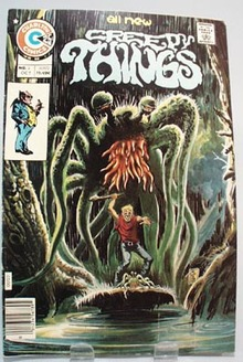 Charlton Comics Creepy Things No 2 Oct 75