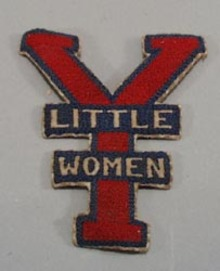 Little Women Y patch,