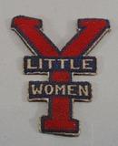 Little Women Y patch,