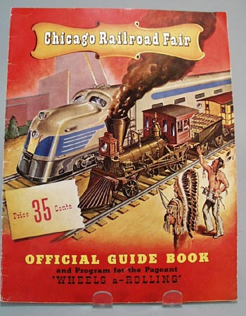 Chicago Railroad Fair 1948 ,