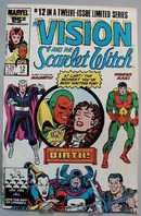 Vision and the Scarlet Witch, Marvel 25th anniversary