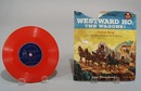 Walt Disney Westward Ho red record.