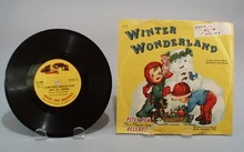 1955 peter pan record Winter Wonderland
