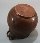 Copper mini pot, Nice old pot
