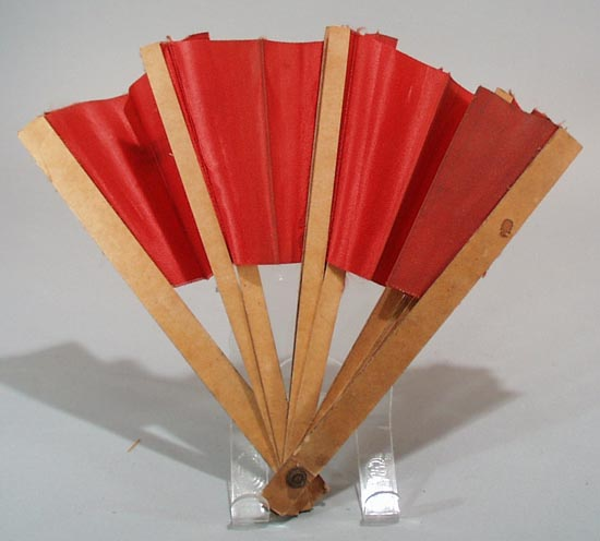Japanese signal Flag fan.