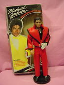 MICHAEL JACKSON STAR OF THE 80'S, EX C W/BOX
