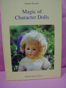 MAGIC OF CHARACTER DOLLS, BOOK