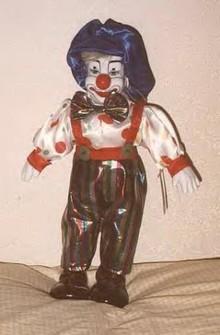 Cute Porcelain Clown