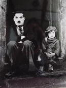 CHARLIE CHAPLIN & THE KID