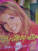 BRITNEY SPEARS BABY ONE MORE TIME FASHION DOLL,MIB