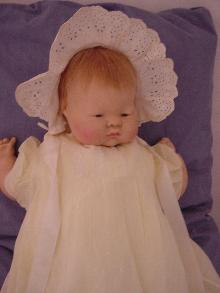 1960's VINTAGE VOGUE BABY DEAR DOLL, E. WILKI