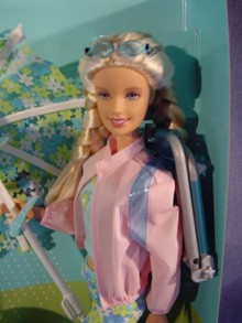 BARBIE, Rain or Shine, MINT in BOX
