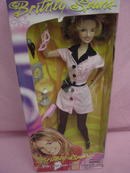 BRITNEY SPEARS CRAZY FOR YOU 11IN DOLL,MINT