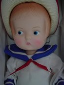 Effanbee Patsy Sailor Suit Repro from 1927,