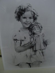 Shirley Temple and Her Precious Dolly (Photo)