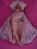 1940-50 Vintage Miraculous Prague Child 12in Statue, GC