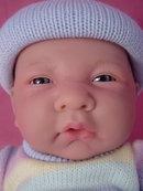 Berenguer Newborn 14in Anatomically Correct Boy, MIB