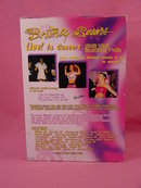 Britney Spears, Live in Concert,11/2in Doll, MIB