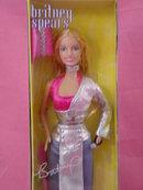 Britney Spears,Cow Girl Fabulous,11/2in Doll, MIB