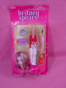Britney Spears, I Am A Slave 4 U,Video, Mint in Box