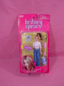 6in Doll, Britney Spears, Video Performance, Mint in Box