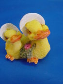 Quack, Quack, Yellow Duckies, Resin, Mint