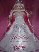 BARBIE 2001 Special Holiday Edition, MINT