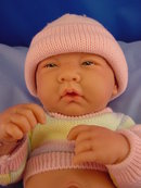 14in BerenguerAC Newborn Baby Doll, Girl, MIB