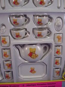 50 pc Collectible Play Bear Dish Set, MIB