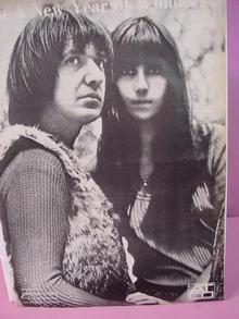 Sonny & Cher 1965 Promo Ad, Billboard Mag,