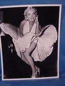Marilyn Monroe, 8 X10 Photo, Famous Subway Shot!