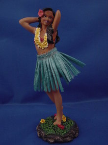 Hawaaian Hula Girl