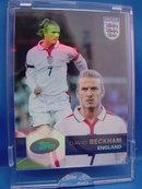 David Beckham Etopps 2004, England Soccer, Mint