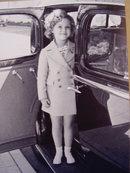 Shirley Temple 8X10 Photo, Limo, Reprint