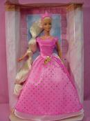 Rapunzel In Pink Barbie, Mint