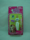 Britney Spears Rare 6in Doll, Mint in Box