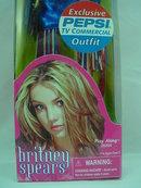 Britney Spears, Pepsi Ad, 11 1/2