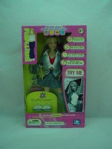 Early Britney Spears, Schoolgirl,  11 1/2