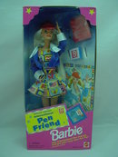 Special Edition International Pen Friend Barbie Doll