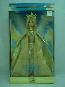 Collector Edition Morning Sun Princess Barbie Doll